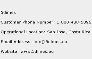 5Dimes Phone Number Customer Service
