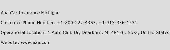 aaa insurance customer service number Kenicandlecomfortzonecom