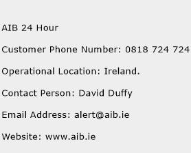 aib how to change phone number