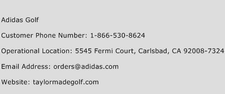adidas online phone number