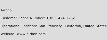 Airbnb Number | Airbnb Customer Service Phone Number