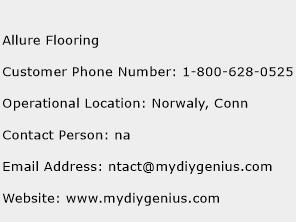 Allure Flooring Phone Number Customer Service