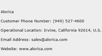 Alorica Phone Number Customer Service