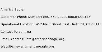 America Eagle Phone Number Customer Service