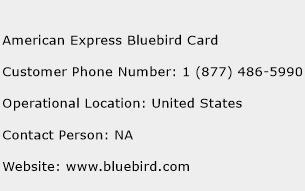 American express bluebird card customer service phone - Post office customer service phone number ...