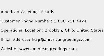 American greetings ecards customer service phone number contact american greetings ecards phone number customer service m4hsunfo