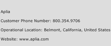 Aplia Phone Number Customer Service