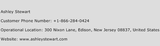 Ashley Stewart Phone Number Customer Service
