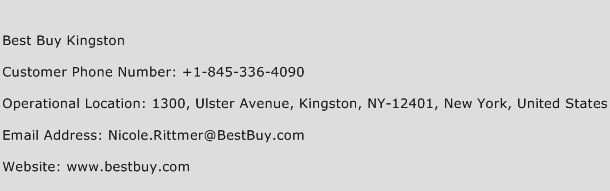 Best Buy Kingston Number  Best Buy Kingston Customer Service Phone Number  Best Buy Kingston