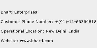 Bharti Enterprises Phone Number Customer Service