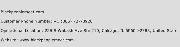 Ebony customer service number