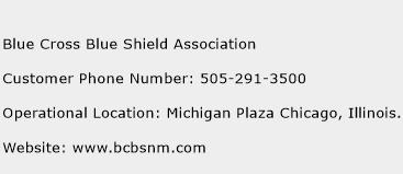 Blue Cross Blue Shield Association Phone Number Customer Service