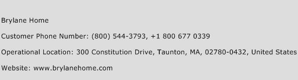 Brylane Home Phone Number Customer Service