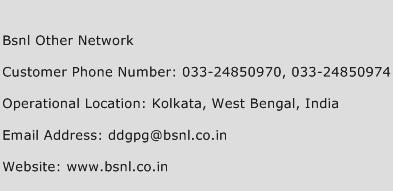 Bsnl Other Network Phone Number Customer Service