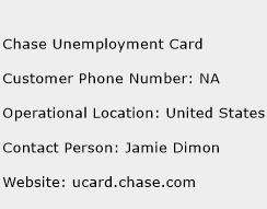 chase ucard center customer service phone number