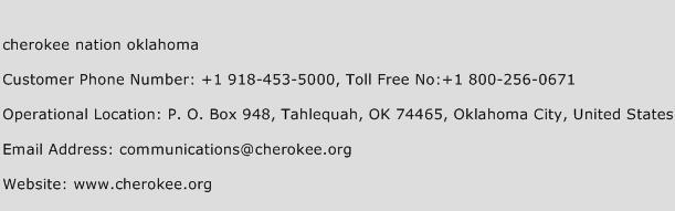 Oklahoma Natural Gas Customer Service Phone Number