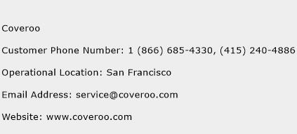 Coveroo Phone Number Customer Service