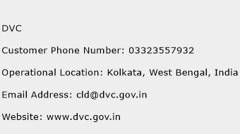 DVC Phone Number Customer Service