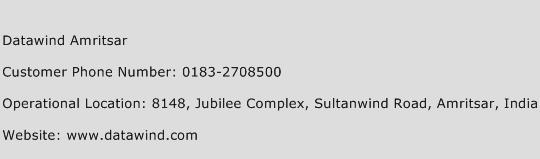 Datawind Amritsar Phone Number Customer Service