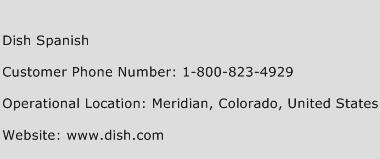 Dish Spanish Phone Number Customer Service