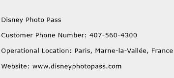 Disney Photo Pass Phone Number Customer Service