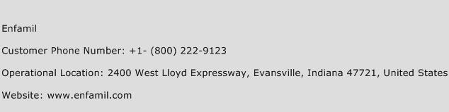Enfamil Phone Number Customer Service
