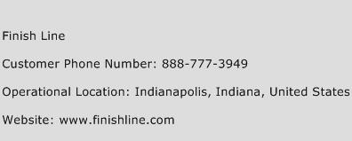 Finish Line Customer Service Number | Contact Number | Toll Free ...