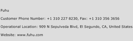 Fuhu Phone Number Customer Service