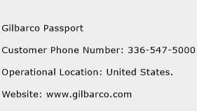 Gilbarco Passport Phone Number Customer Service
