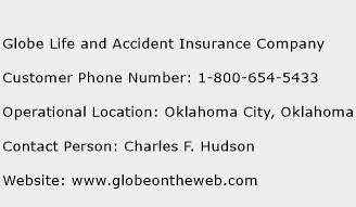 Globe Life And Accident Insurance >> Globe Life and Accident Insurance Company Number | Globe Life and Accident Insurance Company ...
