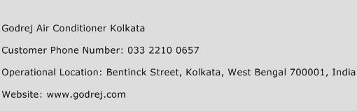 Godrej Air Conditioner Kolkata Phone Number Customer Service
