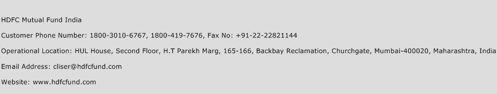 Hdfc forex helpline number