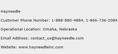 Hayneedle Phone Number Customer Service