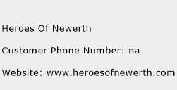 Heroes Of Newerth Phone Number Customer Service