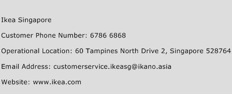 Ikea Singapore Phone Number Customer Service