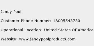 Click Here To View Jandy Pool Customer Service Phone Numbers