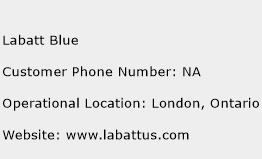 Labatt Blue Phone Number Customer Service