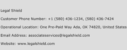 Legal Shield Customer Service Phone Number | (Toll Free) Contact ...
