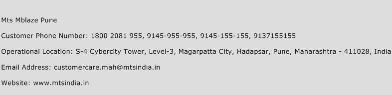 Mblaze Customer Care Number Delhi