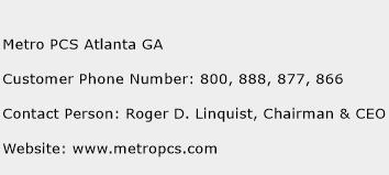 click here to view metro pcs atlanta ga customer service phone numbers