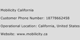 Mobilicity California Phone Number Customer Service