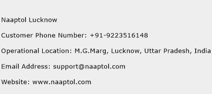 Naaptol Lucknow Phone Number Customer Service