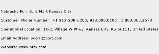 Nebraska Furniture Mart Kansas City Phone Number Customer Service
