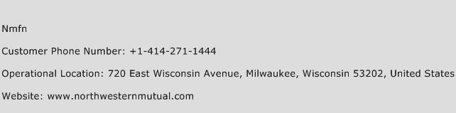 Nmfn Phone Number Customer Service