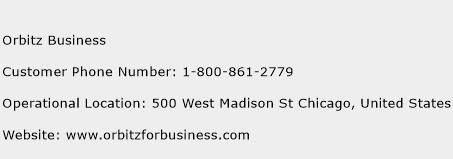 Orbitz Business Phone Number Customer Service