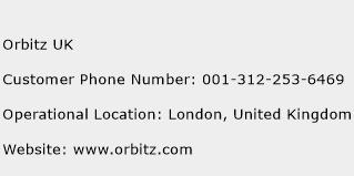 Orbitz UK Phone Number Customer Service