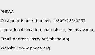 PHEAA Phone Number Customer Service