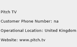 Pitch TV Phone Number Customer Service
