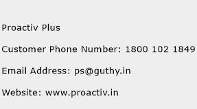 Proactiv Plus Phone Number Customer Service