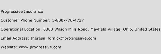 Progressive Insurance Phone Number >> Progressive Auto Customer Service Sazak Mouldings Co